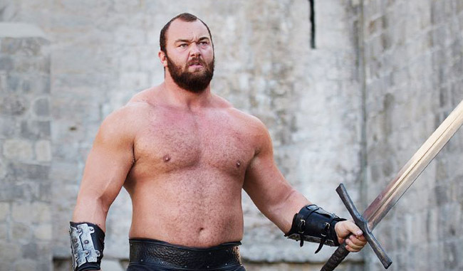the mountain game of thrones