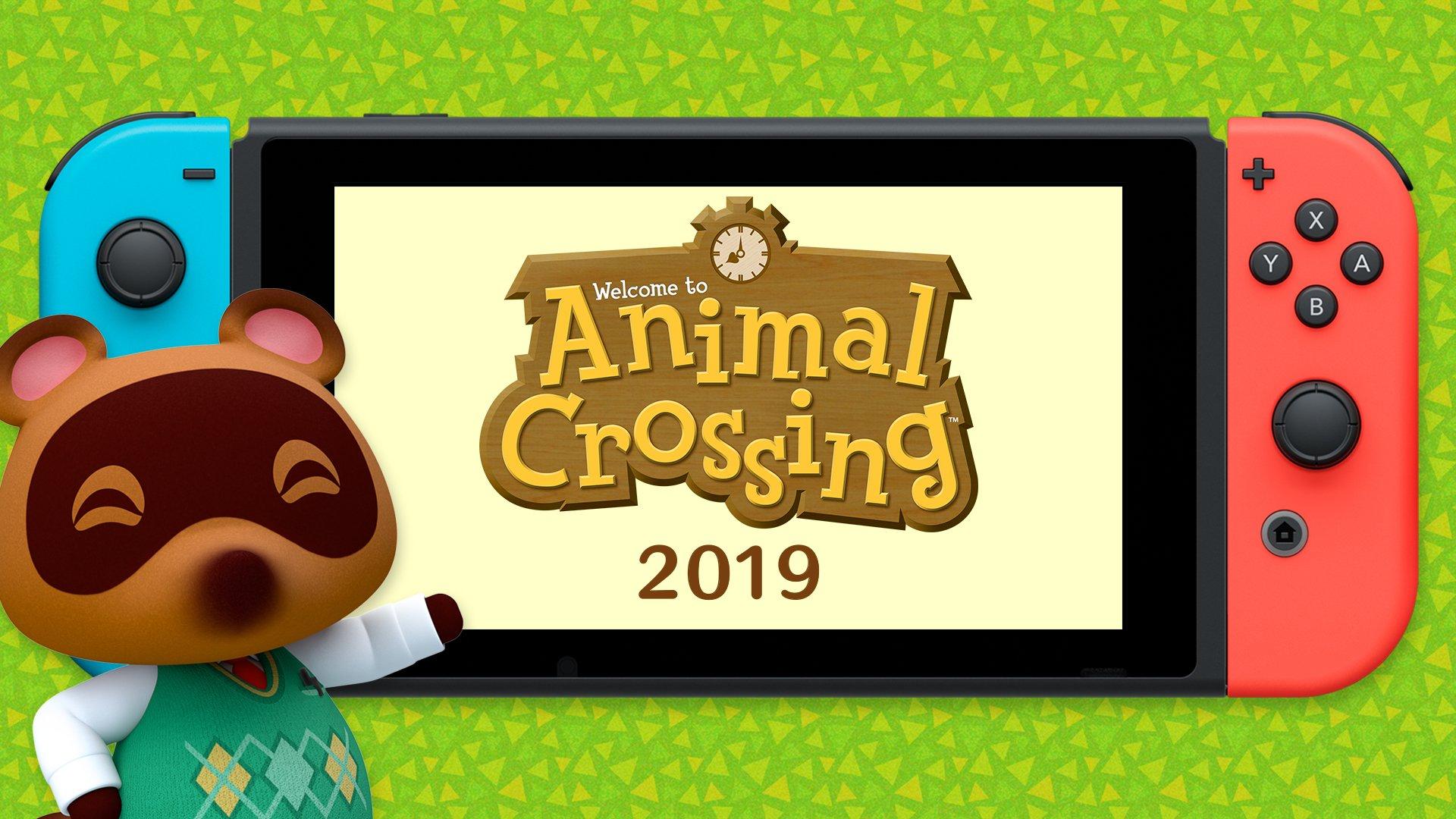 animal crossing voor de switch