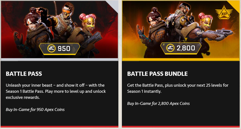 apex legends battle pass kopen