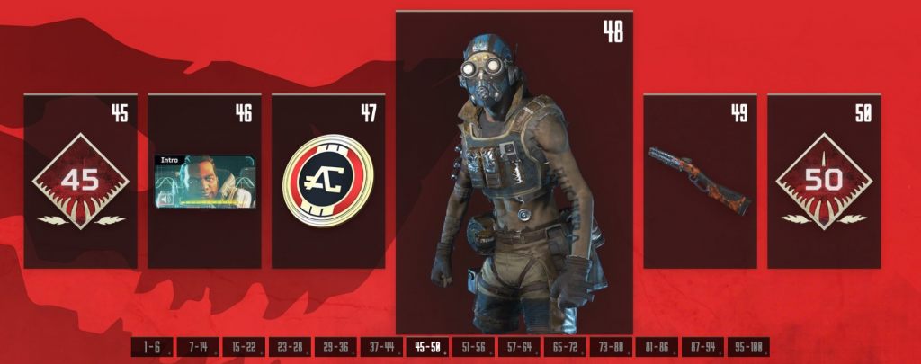apex legends seizoen 1 rewards