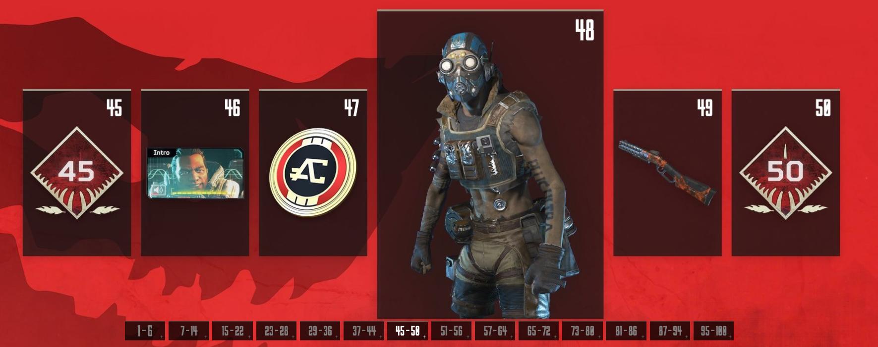 apex legends seizoen 1 rewards