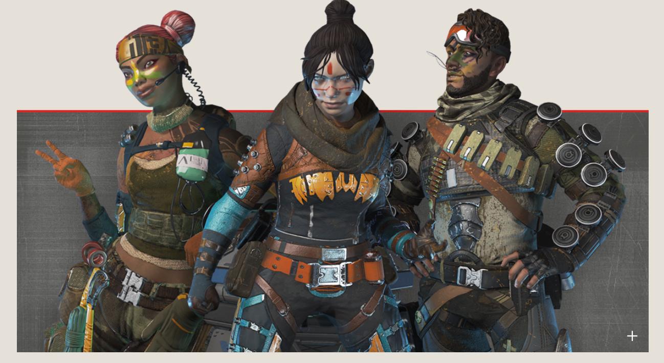 apex legends wild frontier skins