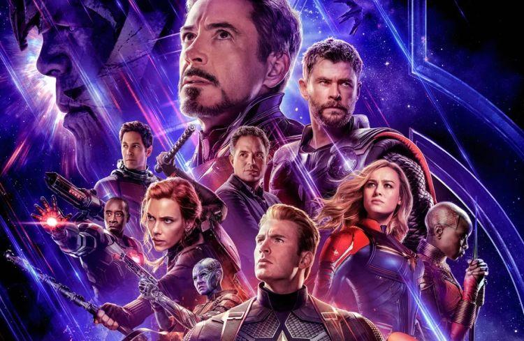 avengegers endgame trailer poster
