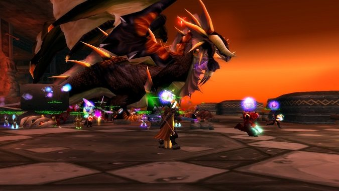 blackwing lair raid wow vanilla