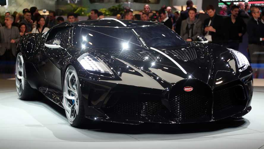 duurste auto ter wereld