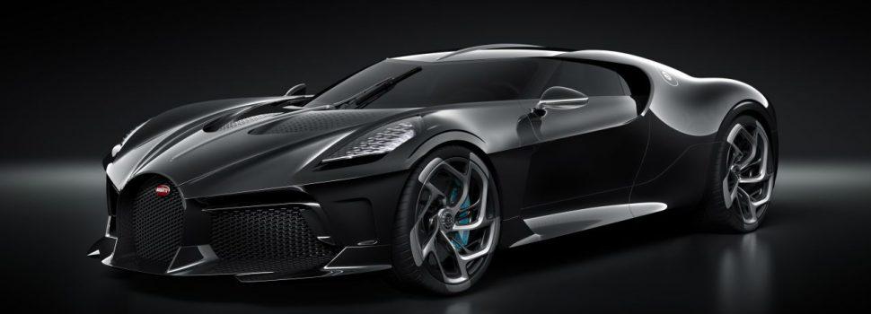bugatti la voiture noir 20 miljoen