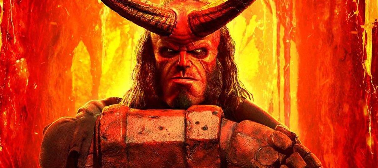 nieuwe hellboy film