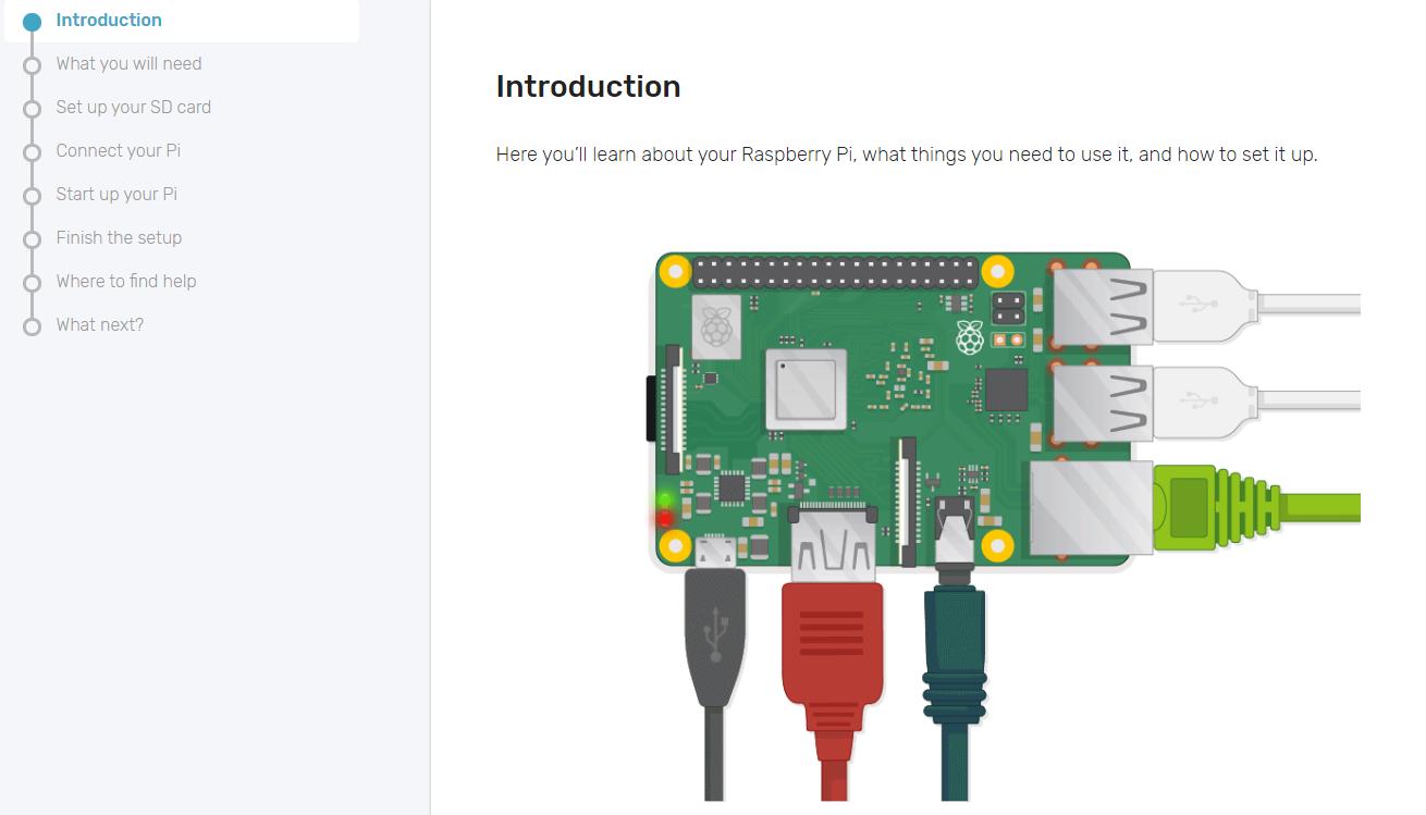 Raspberry Pi 3 Model B+ (starterskit en startersgids) | RADmag