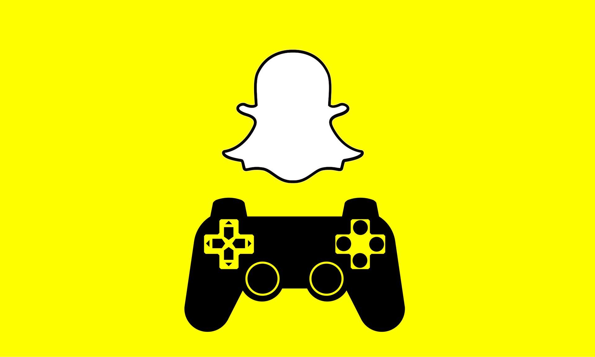 snapchat gaming 2019