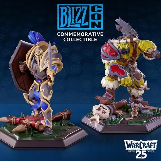 blizzcon 25 jaar warcraft