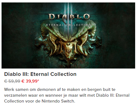 diablo switch sale