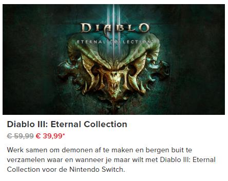 diablo switch sale