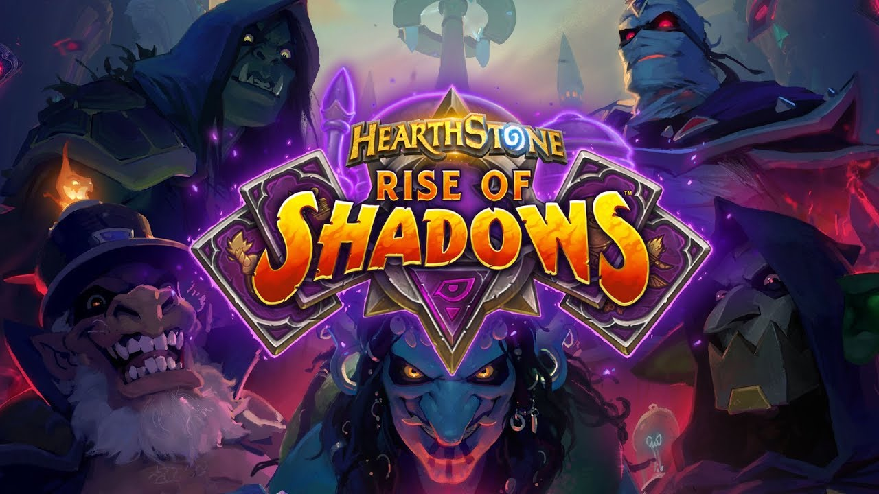 rise of shadows hearthstone