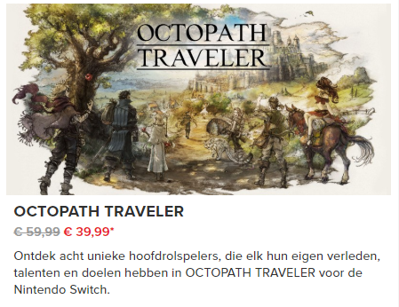 switch octopath traveler sale