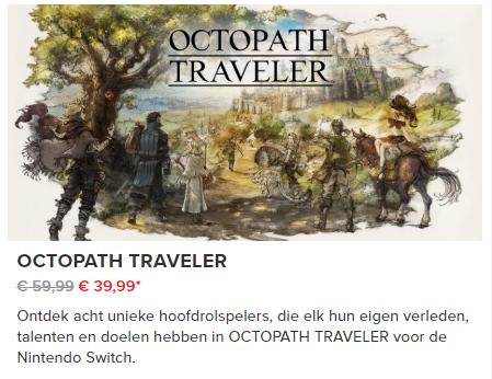 switch octopath traveler sale