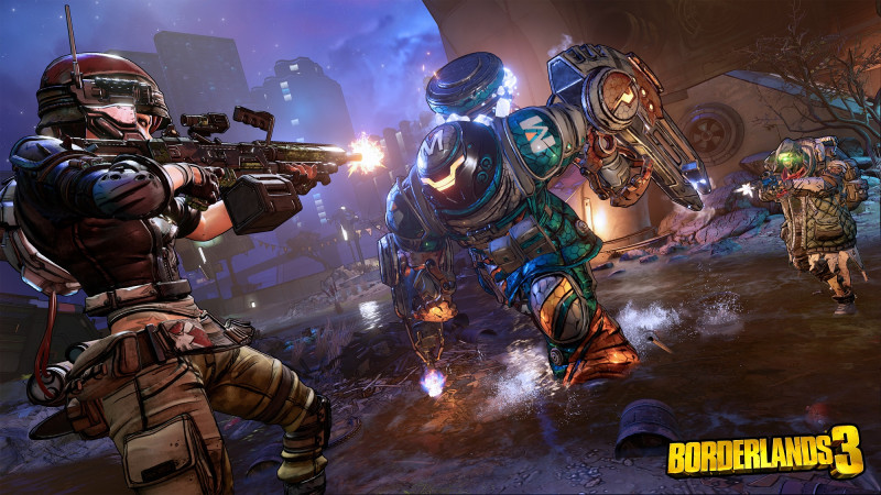 borderlands 3 gameplay 1