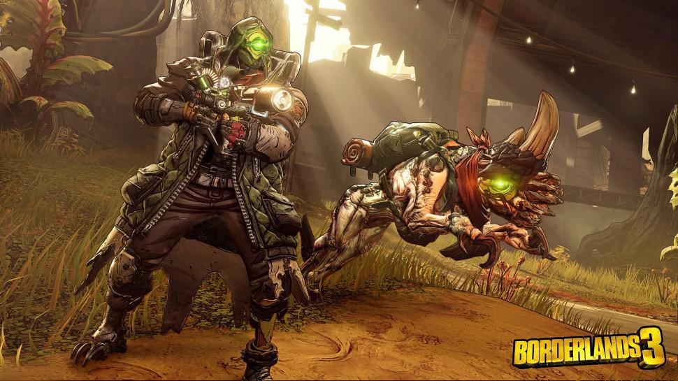 borderlands 3 gameplay reveal