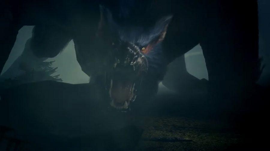 monster hunter world iceborne new monster
