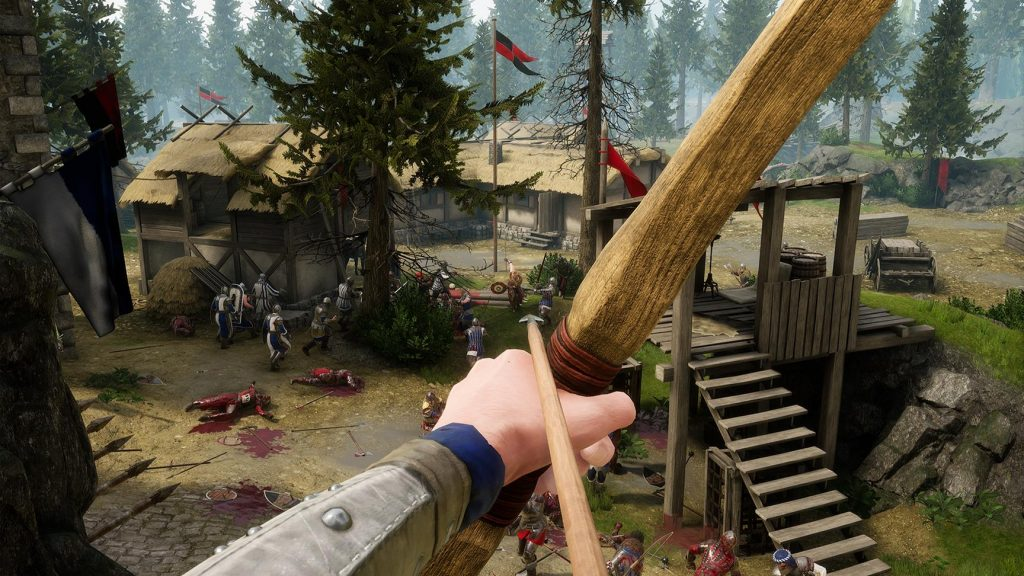 mordhau game screenshot
