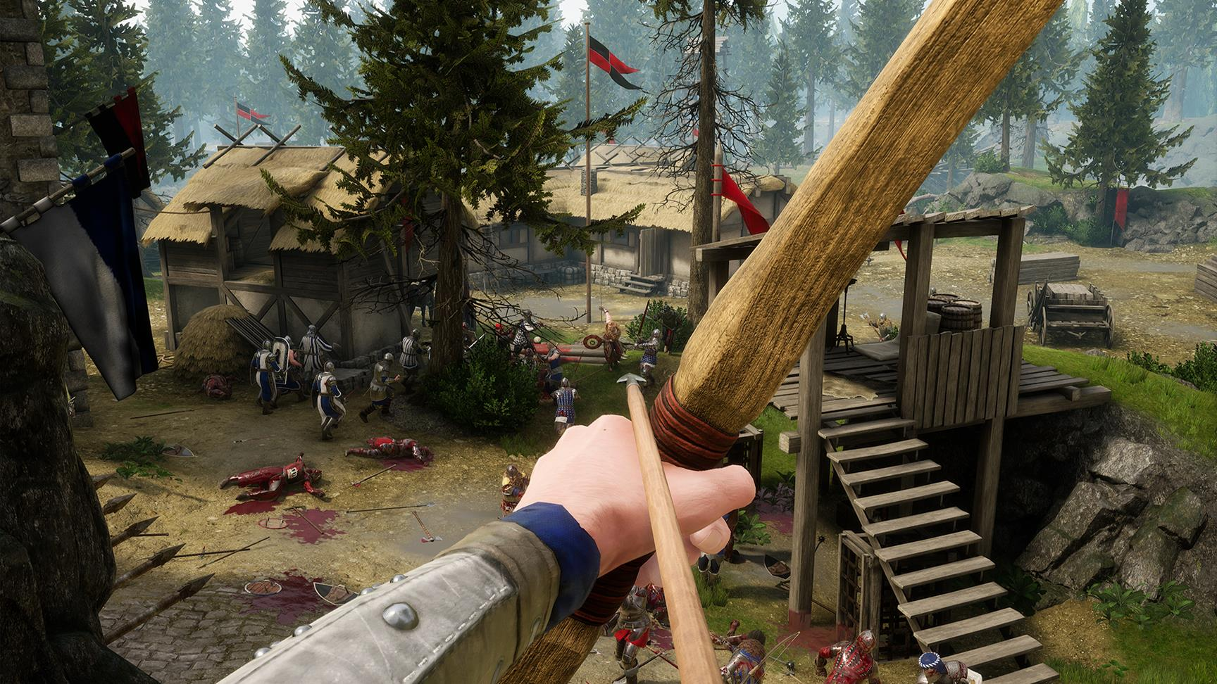 mordhau game screenshot