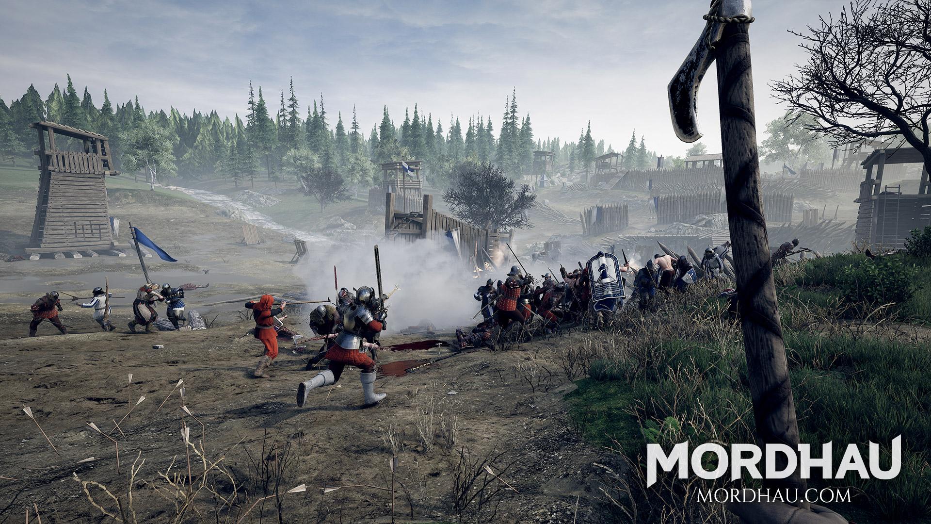 mordhau game