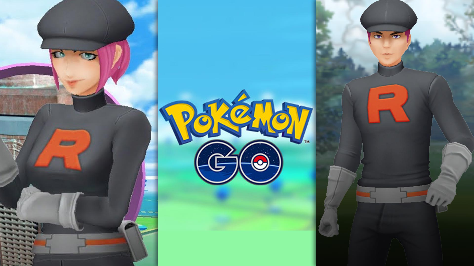 team rocket pokemon go