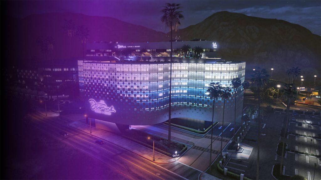 diamond casino and resort gta online