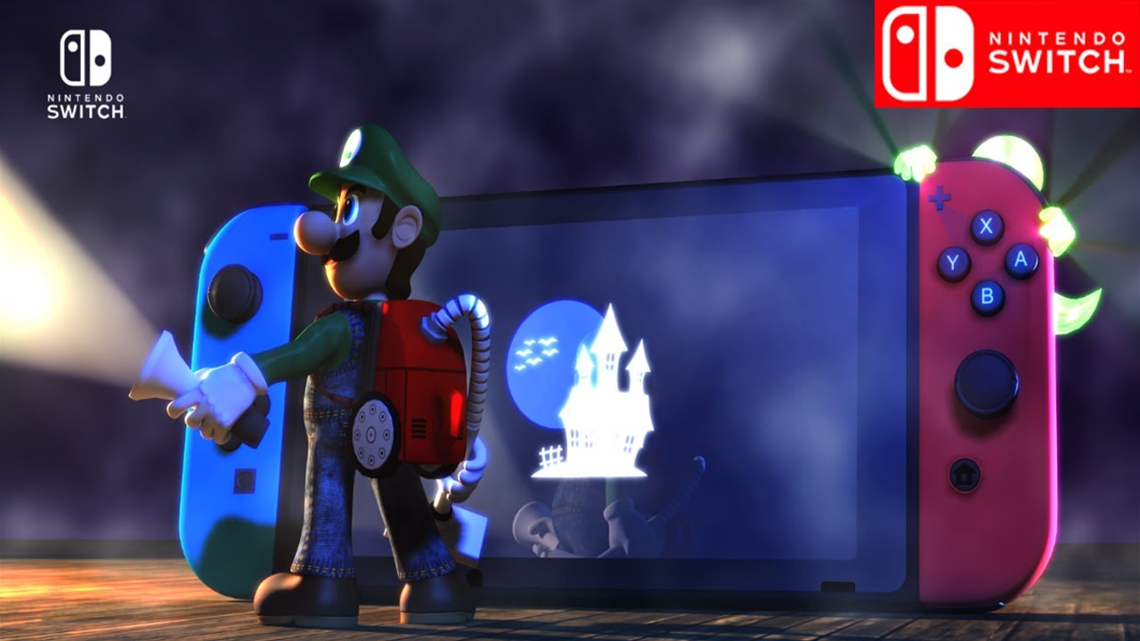 luigismansion3switch