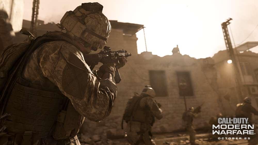 modern warfare 2v2 multiplayer