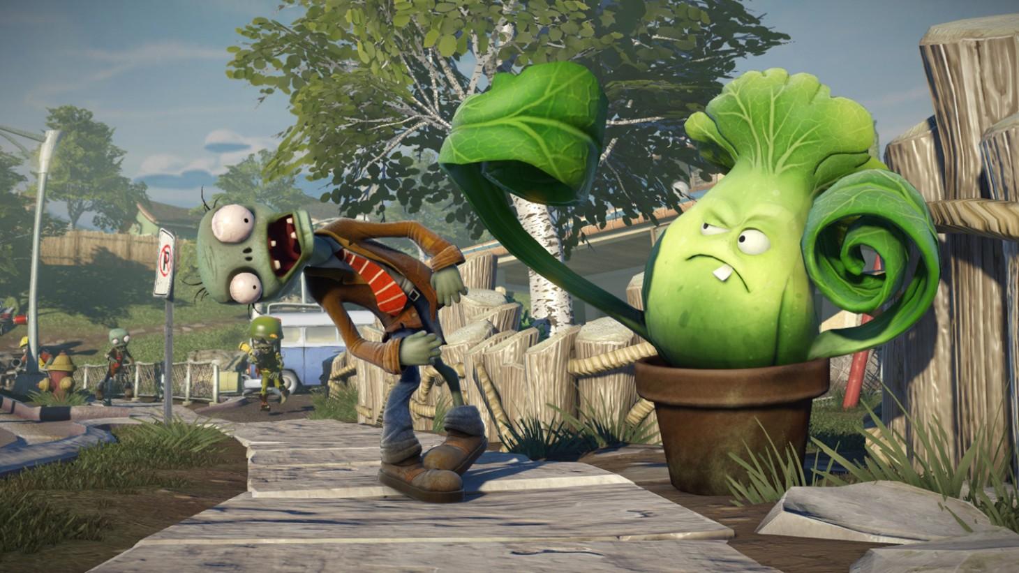 plants versus zombies 3