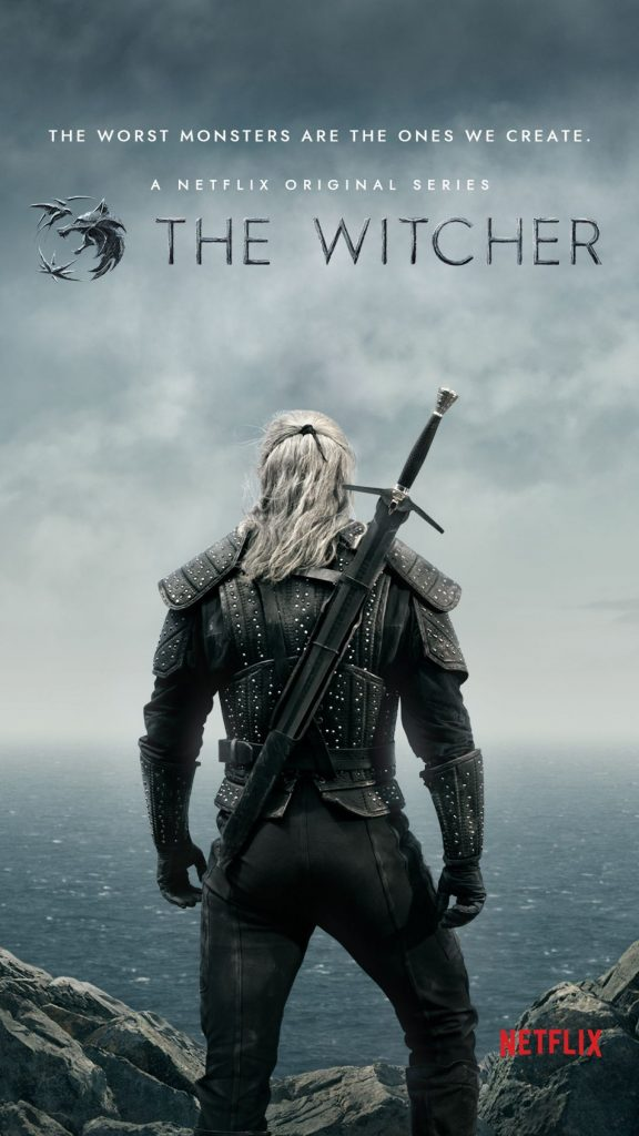 the witcher netflix serie