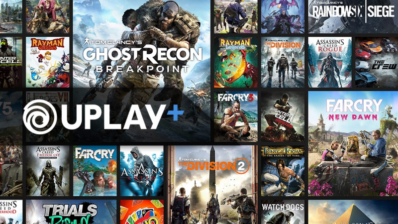 uplay plus alle games