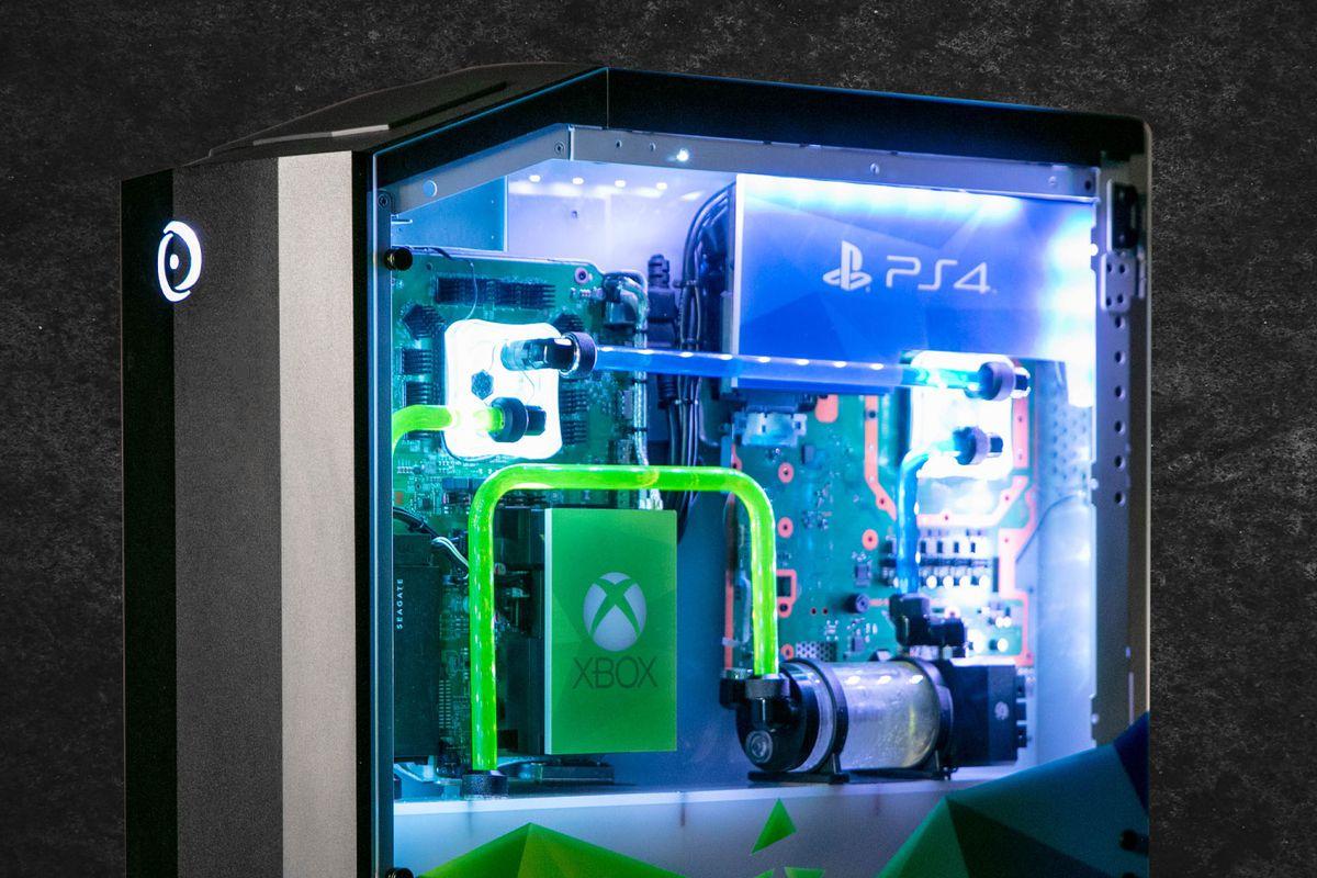 big o gaming pc