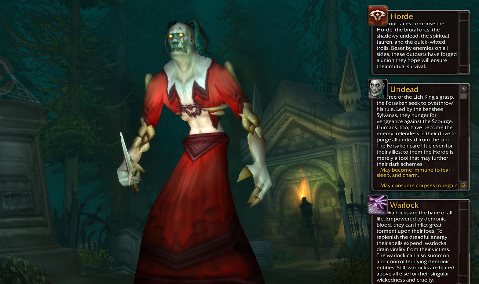 classic warlock