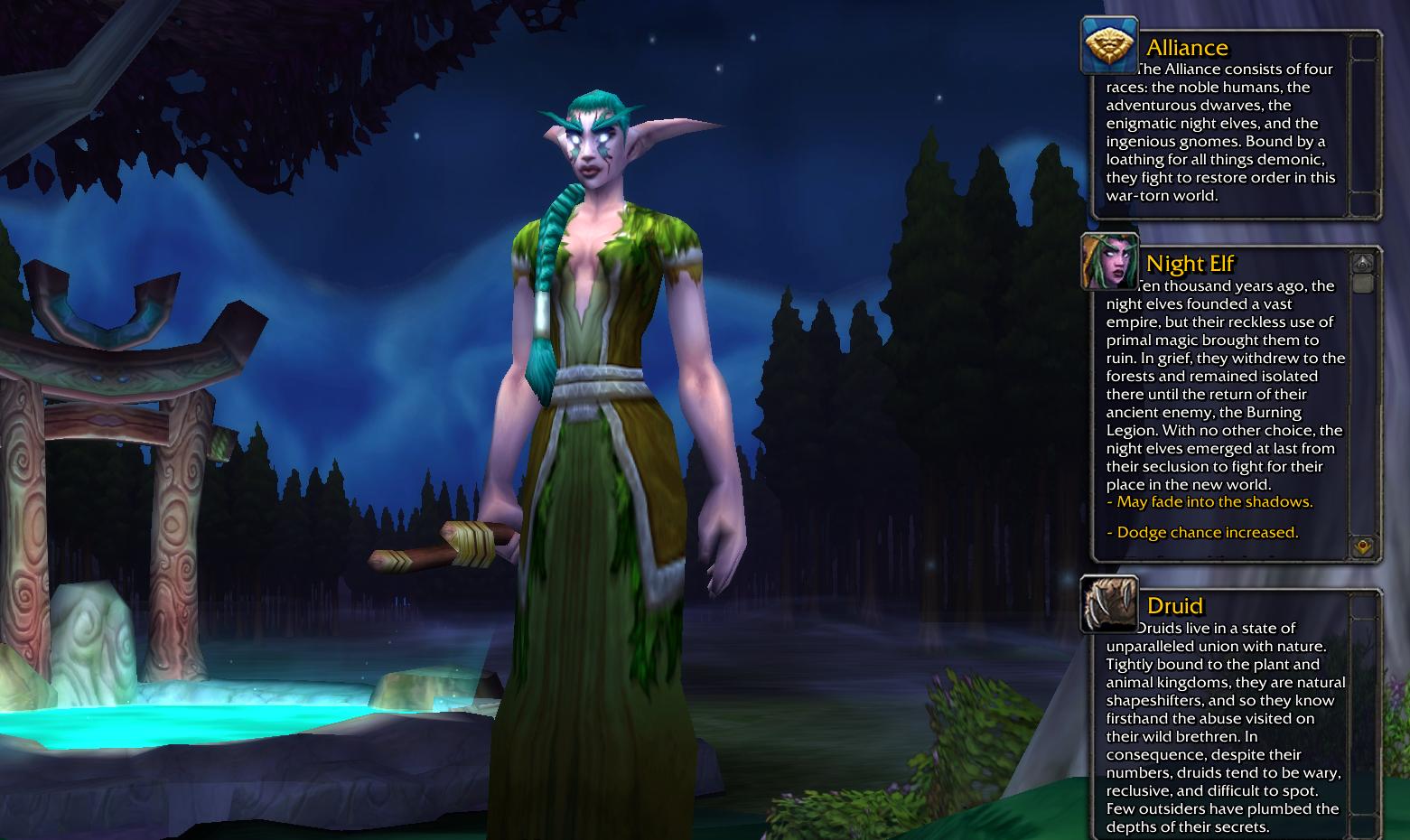 druid classic